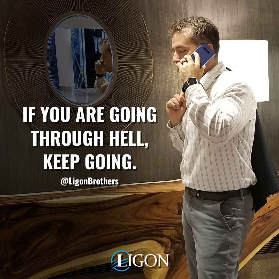 The Ligon Brothers, Keep Quote
