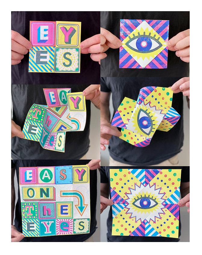 Handmade books, pinterest handmade books, screen print books, Chadwick Tolley