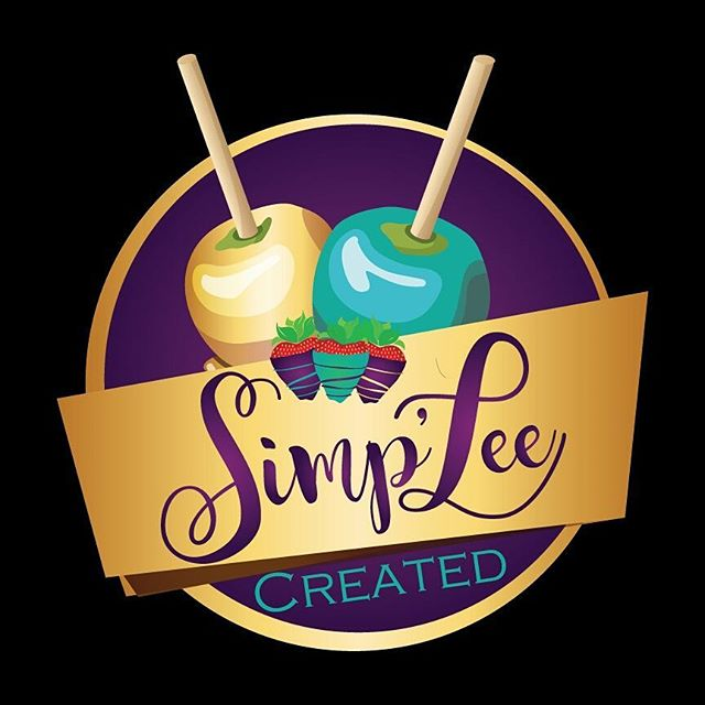 Client_Simp'Lee Created__Specializing in all things sweet. Check her out on Facebook. Great sweets a