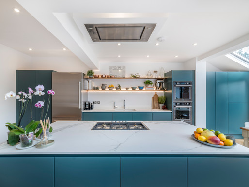 Luxury Kitchen for Chef, Rich Harris | Project Insights