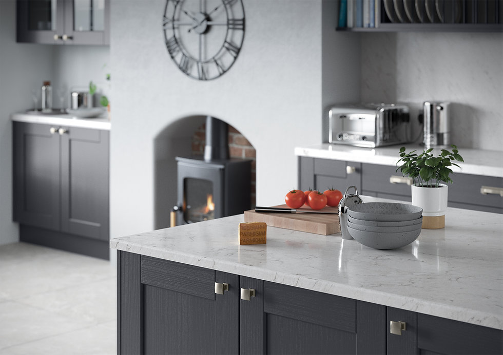 kitchens with a 25 year guarantee