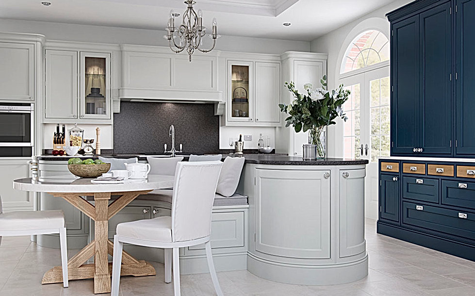Rougemont Kitchen from Elegance Kitchen Range