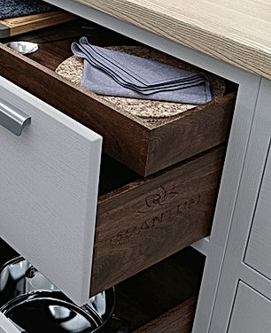 Dove Tail Kitchen Drawer Boxes