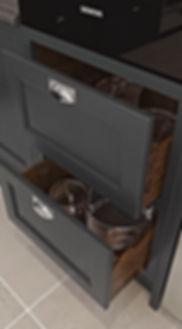 Elegance Tamworth Kitchen Drawerboxes