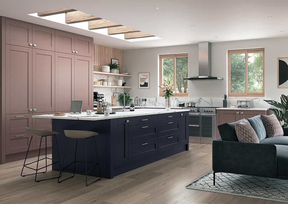 Farmhouse Kitchen Design Inspiration