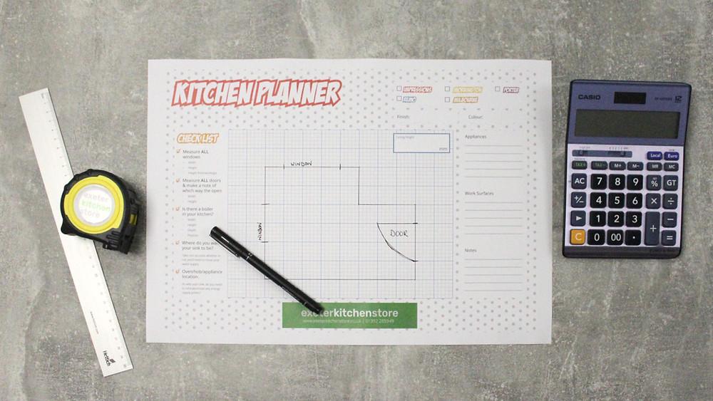 Our kitchen planner