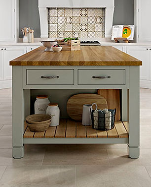 Kitchen Pastry Bench