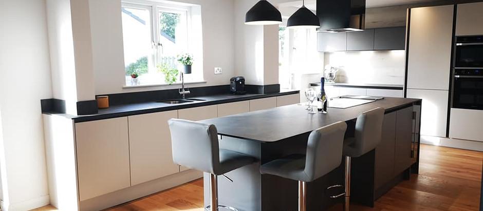 Beautiful Real Kitchen | Linden Aluma