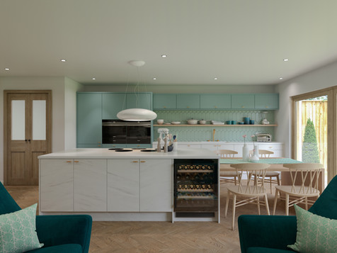 HOW SYSTEM SIX KITCHENS CAN CREATE YOU A TRULY BESPOKE LIVING SPACE