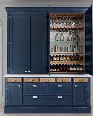 Custom Drinks Cabinet