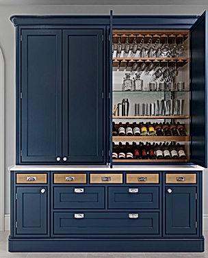 Custom Drinks Cabinet