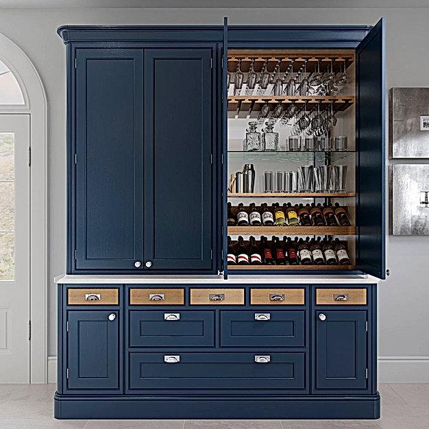 Bar Drinks Cabinet