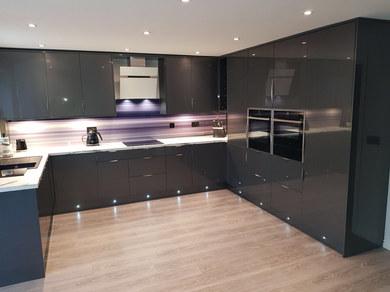 Kitchen Style: Manston in Metallic Anthracite