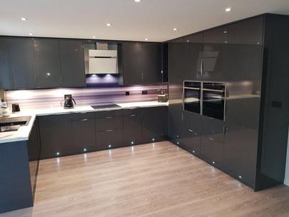 Graphite Kitchens