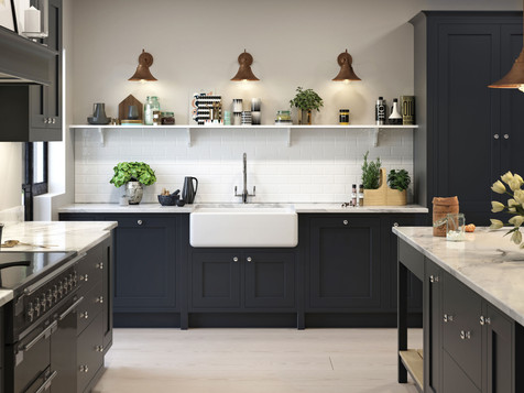 A NEW KITCHEN CAN MAKE YOU HEALTHIER ACCORDING TO HOUZZ UK!
