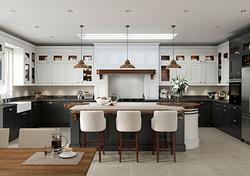 Tamworth In Frame Kitchen