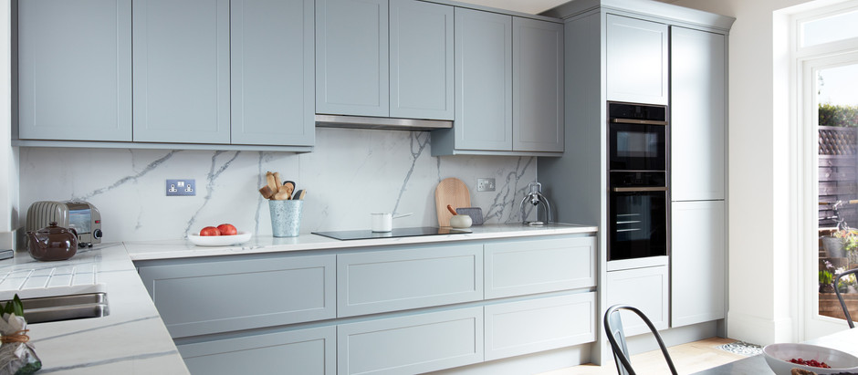 What is a True Handleless Kitchen?