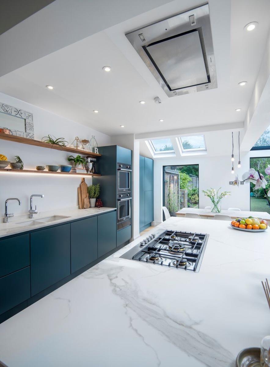 High end luxury kitchen design