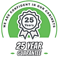 25 Year Kitchen Guarantee
