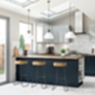 Origin Manston Slab kitchen