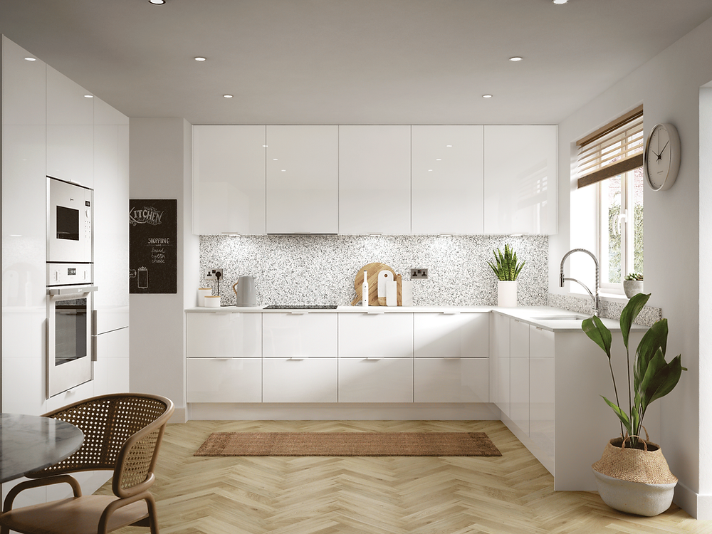 Minimal Kitchen Design
