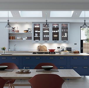 Elegance Luscombe Kitchen