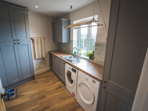 HOW TO MAKE THE PERFECT UTILITY ROOM