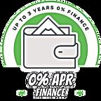 0% finance logo