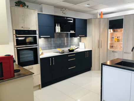 Indigo Kitchen Design