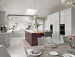 Powderham In-Frame Kitchen