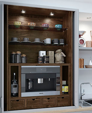 Coffee Centre Dresser Unit