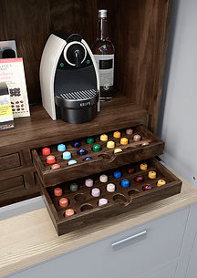 Coffee Pod Drawers