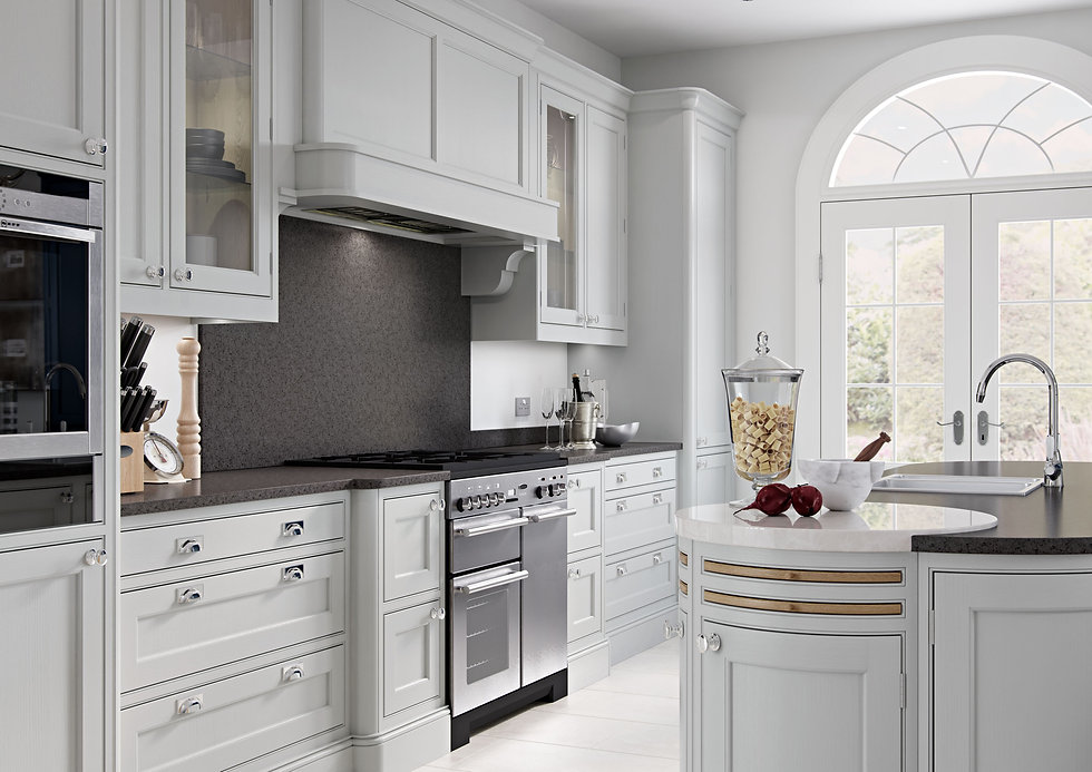 Traditional Shaker Kitchen