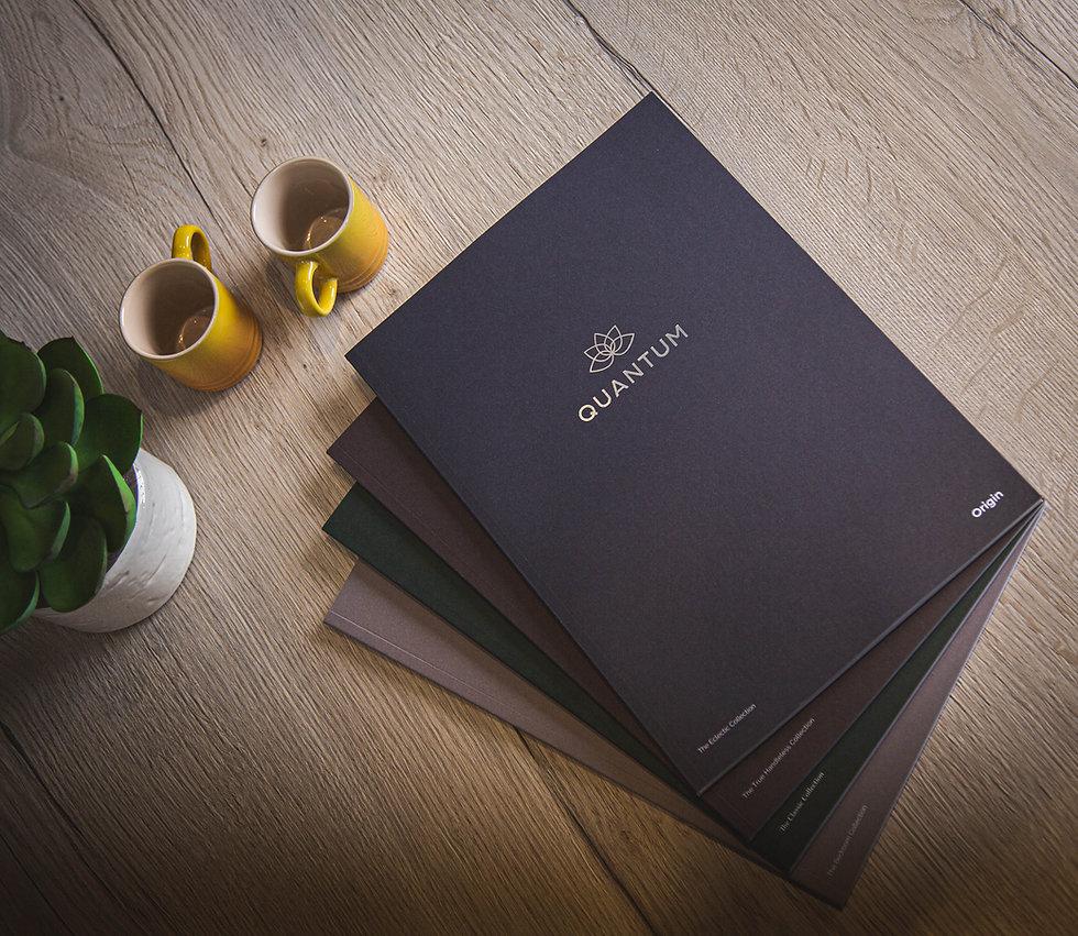 Quanum kitchen brochures