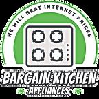 bargain kitchen appliances logo