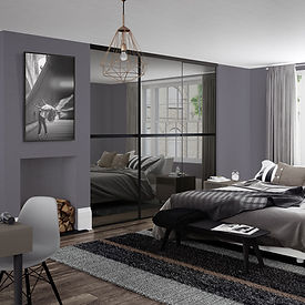 Minimalist 2.0_3D_2P_Grey Mirror_Black f