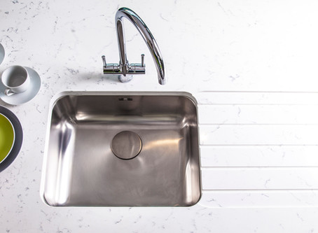 Kitchen Hacks: Stainless Steel Sink Care Secrets