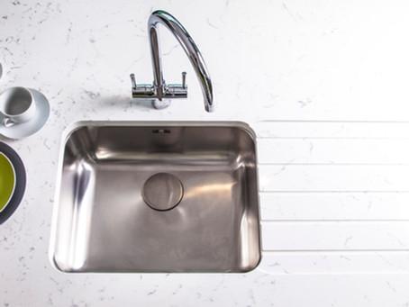 Kitchen Hacks: Stainless Steel Sink Care Secrets