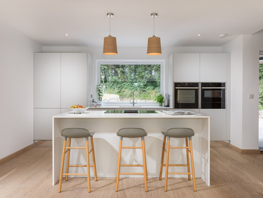Luxury Contract Kitchens for Custom Development | Project Insight