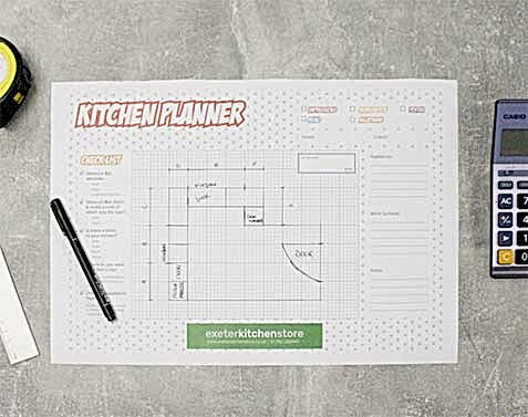 How to use our Kitchen Planner