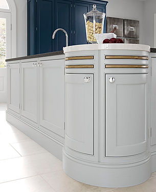 Barrel Kitchen Unit