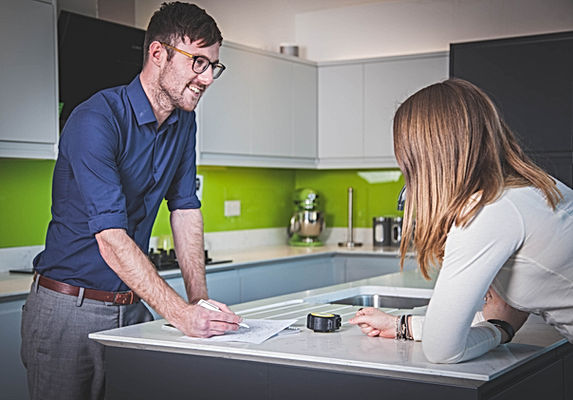 exeter kitchen store designer