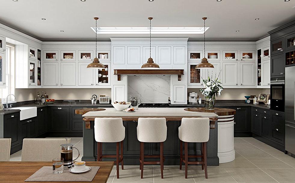 Elegance Tamworth Kitchen Main Image