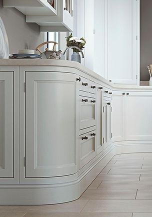 Elegance Osbourne Kitchen Door Detail