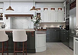 Elegance Tamworth Kitchen