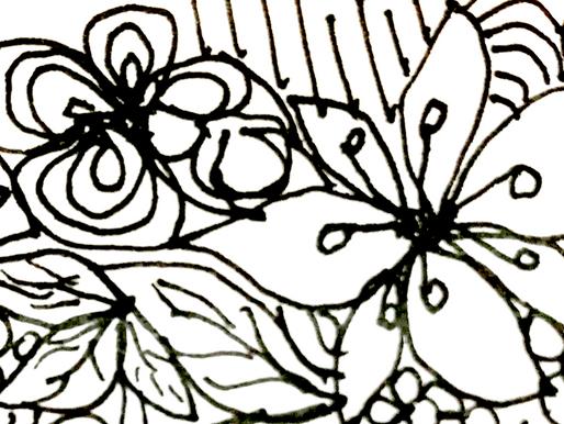 Line Art Drawing illustrations