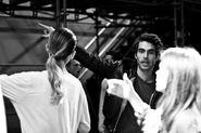 080 Barcelona Fashion Backstage Photo Production Image & Concept Design