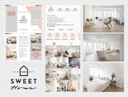 Sweet Home Real State Concept Design & Digital Communication