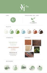 VILLA MODESTA Guia de estilo IG Graphic & Digital Design