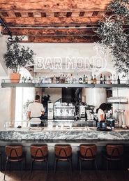 BAR MONO Restaurant Content Creators & Social Media Management